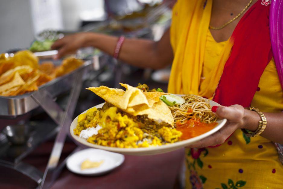 Curry jako danie