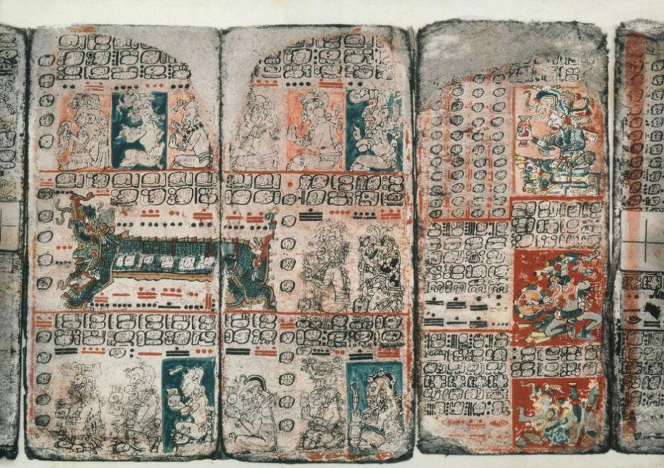 Jak Wenus nas oszukała? Przez wieki źle czytaliśmy najważniejszy kodeks Majów