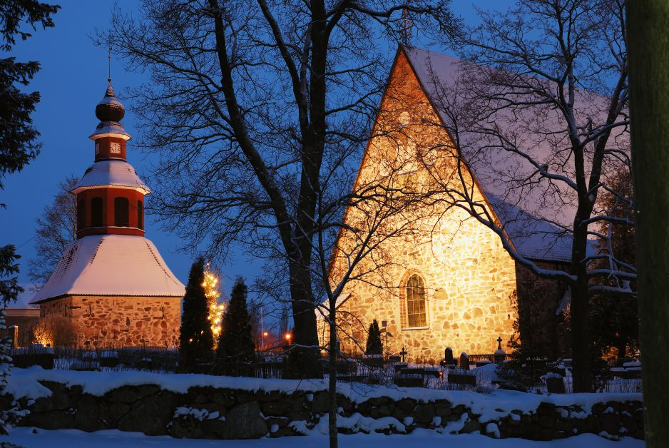 Świeta w Finlandii