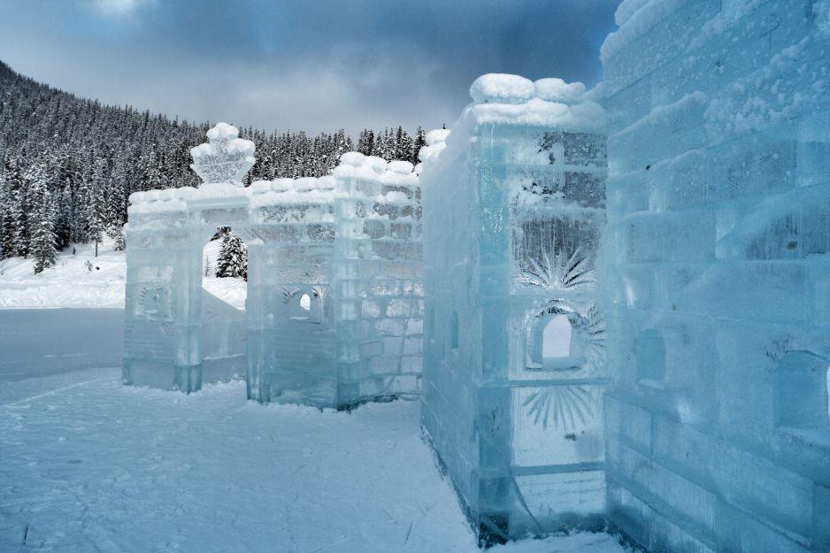 Najciekawsze wystawy rzeźb lodowych na świecie