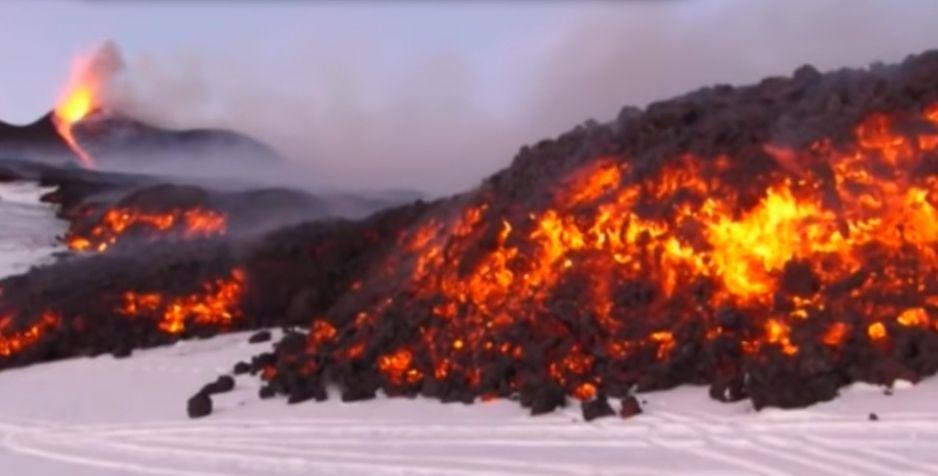 Erupcja Etny