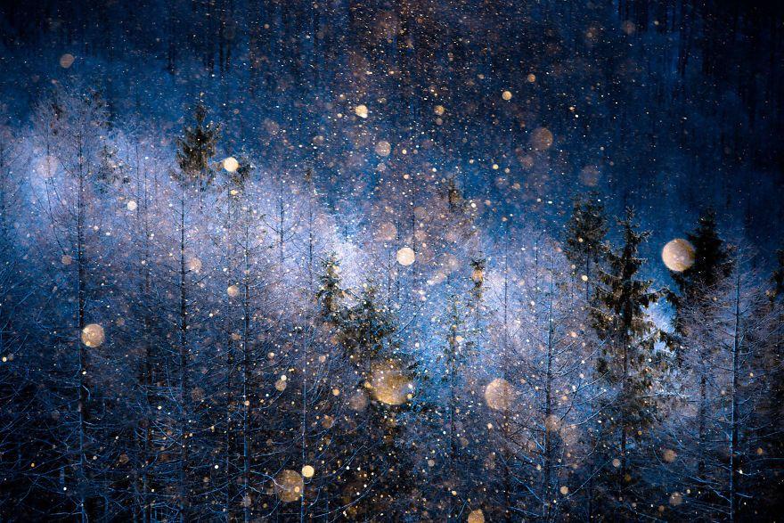 """Pył diamentowy"", Masayasu Sakuma, Japonia (Kategoria Otwarta, Natura)"