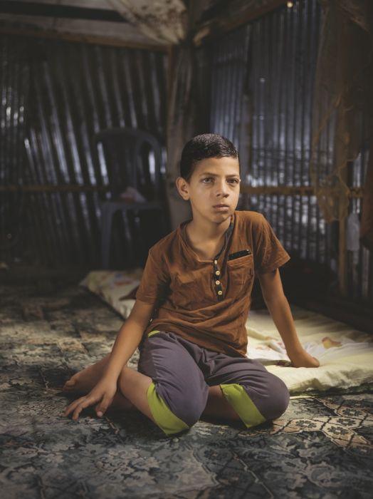 Ibrahim Al Najjar, KHAN YUNIS, STREFA GAZY