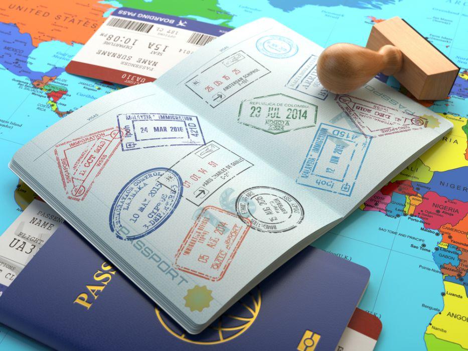 Znalezione obrazy dla zapytania paszport wiza polska