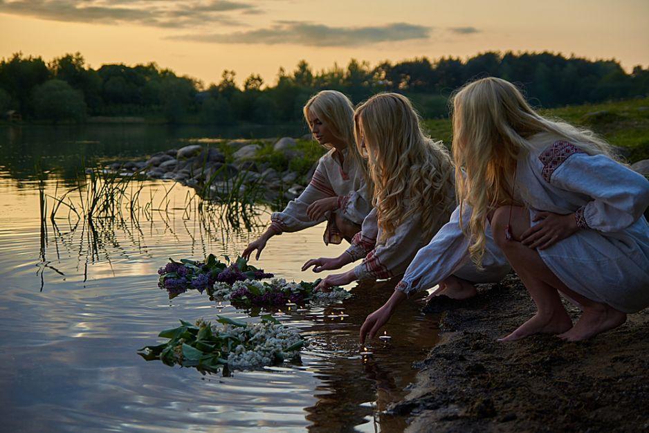 Białoruś  tradycyjnie