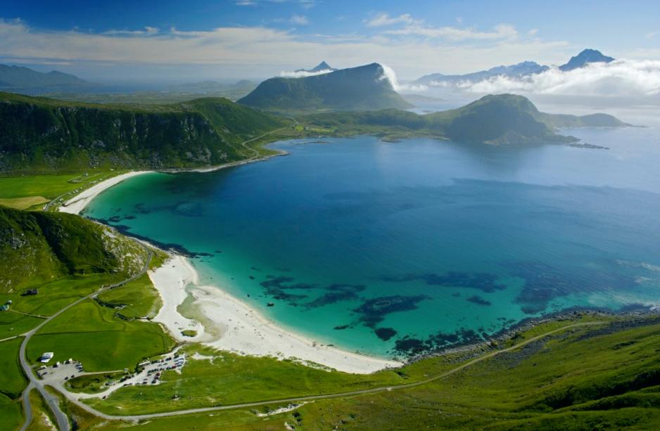 Plaża Rørvikstranda