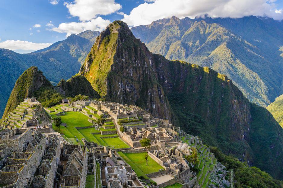 Nowe znaleziska w Machu Picchu