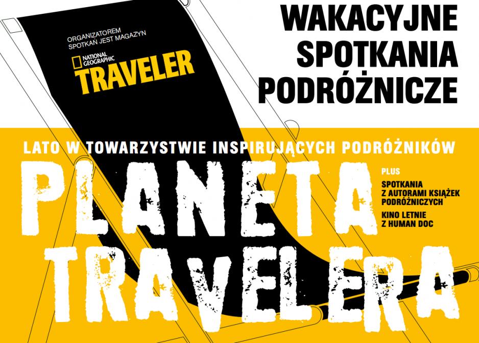 Planeta Travelera - spotkajmy się!