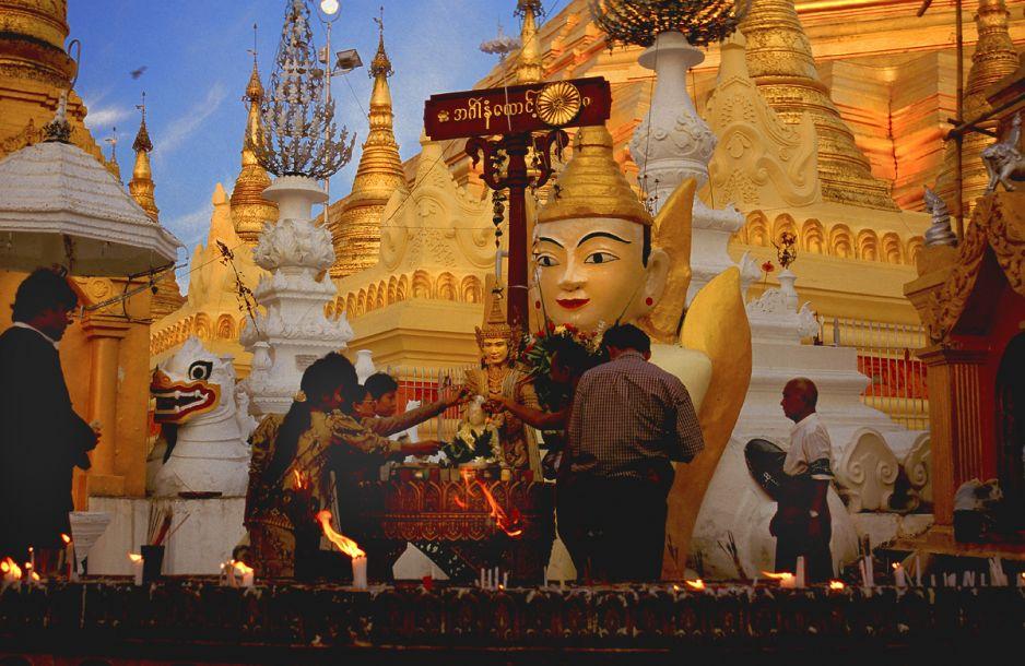Mjanma (Birma)
