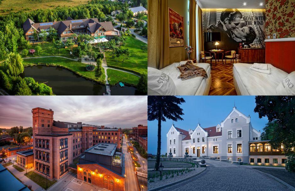 Poznaj najbardziej romantyczne hotele w Polsce