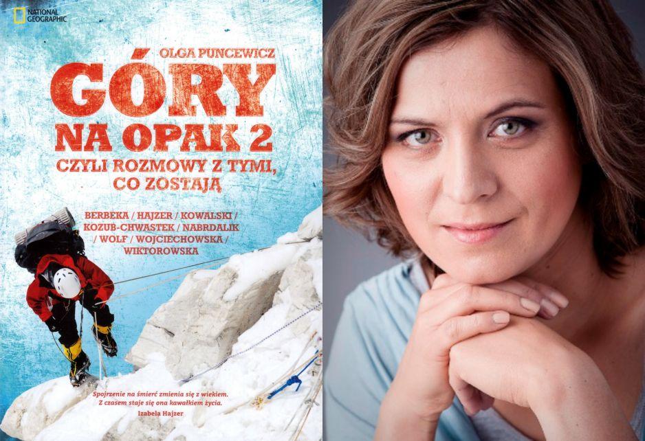 """Olga Puncewicz, """"Góry na opak 2."""""""