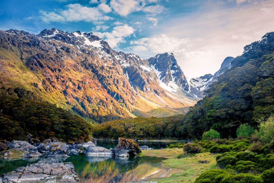 Zamach Nowa Zelandia Picture: Na Księżycu U Hobbitów