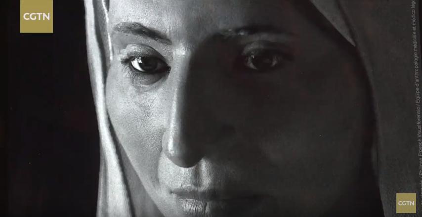 Czy to twarz Marii Magdaleny?