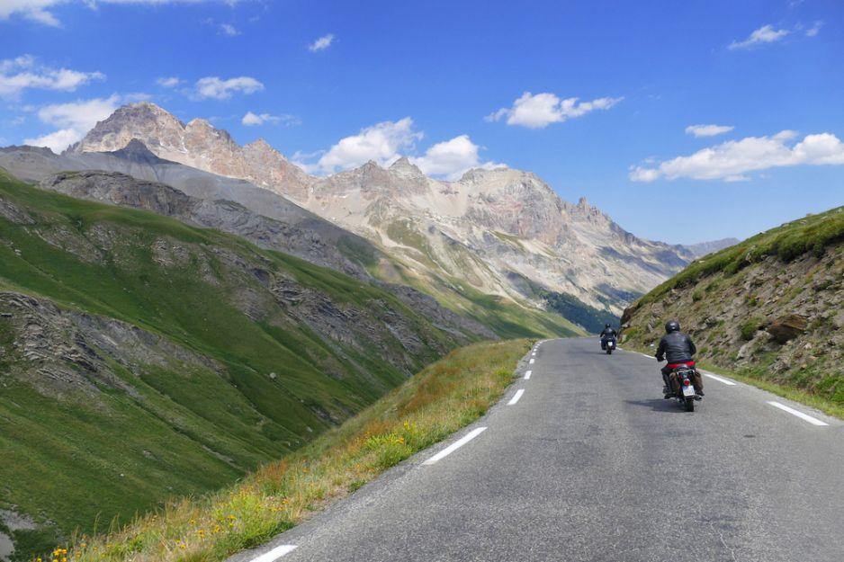 Podróż motocyklem