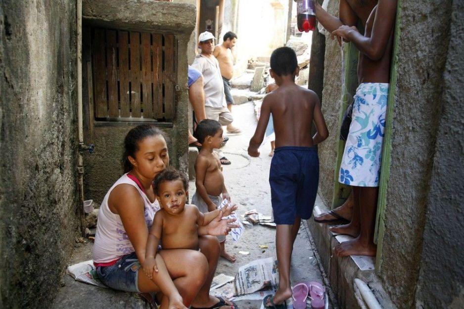 Co piąty mieszkaniec Rio mieszka w fawelach, dzielnicach dla najuboższych