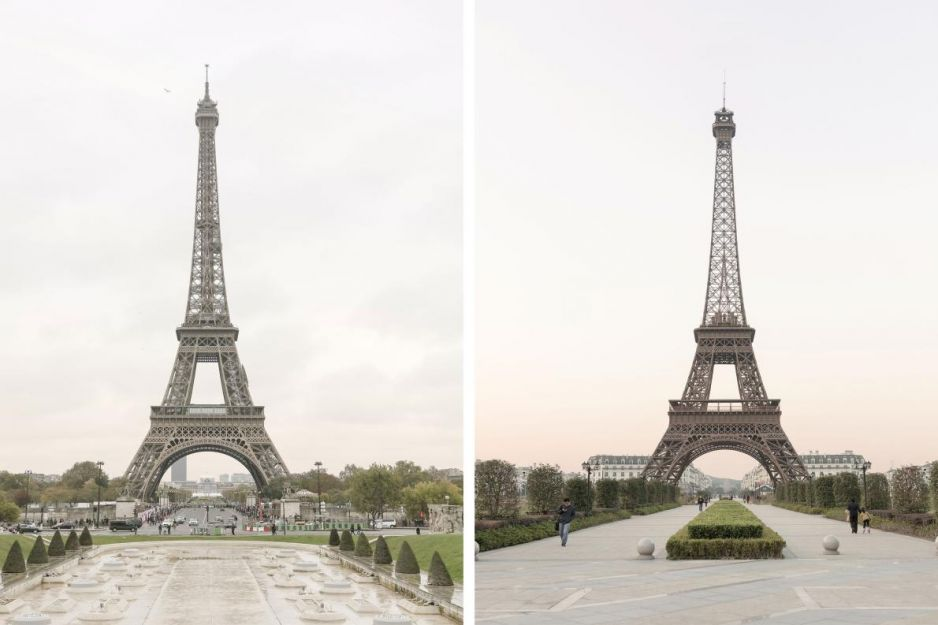 Paryż Wschodu