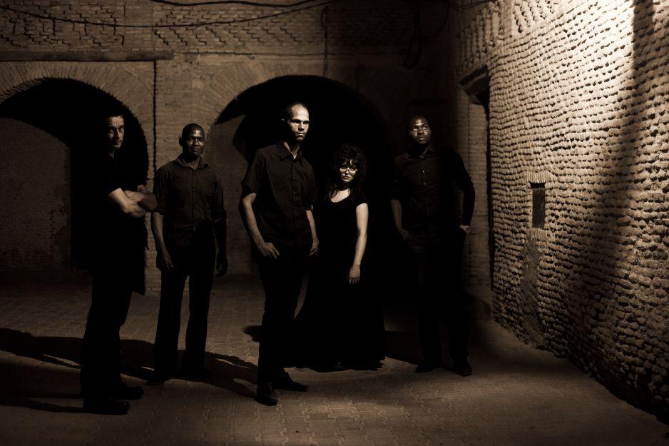 Zdjęcie zespołu