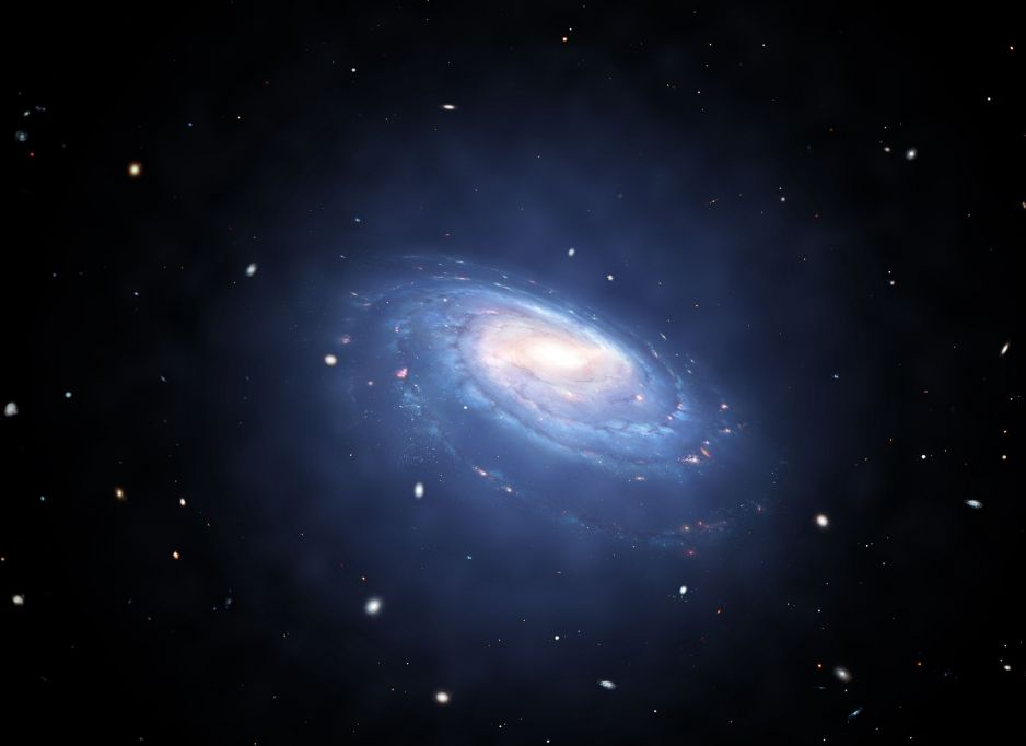 Galaktyka bez ciemnej materii. Dlaczego jej odkrycie jest dobrą i... złą wiadomością?
