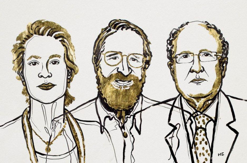 Nobel Chemia 2018