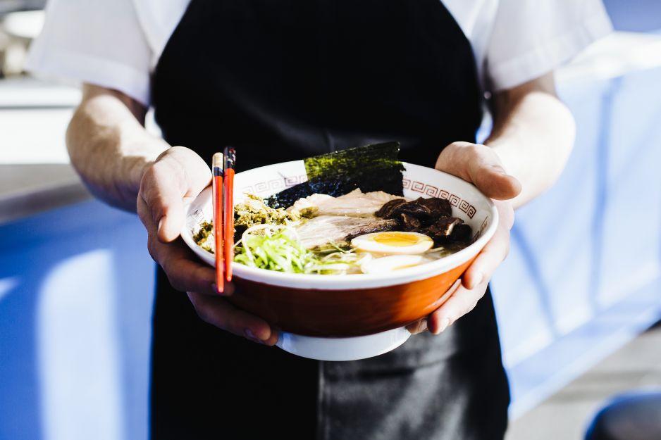 Ramen to kultowe japońskie danie (fot. Getty Images)