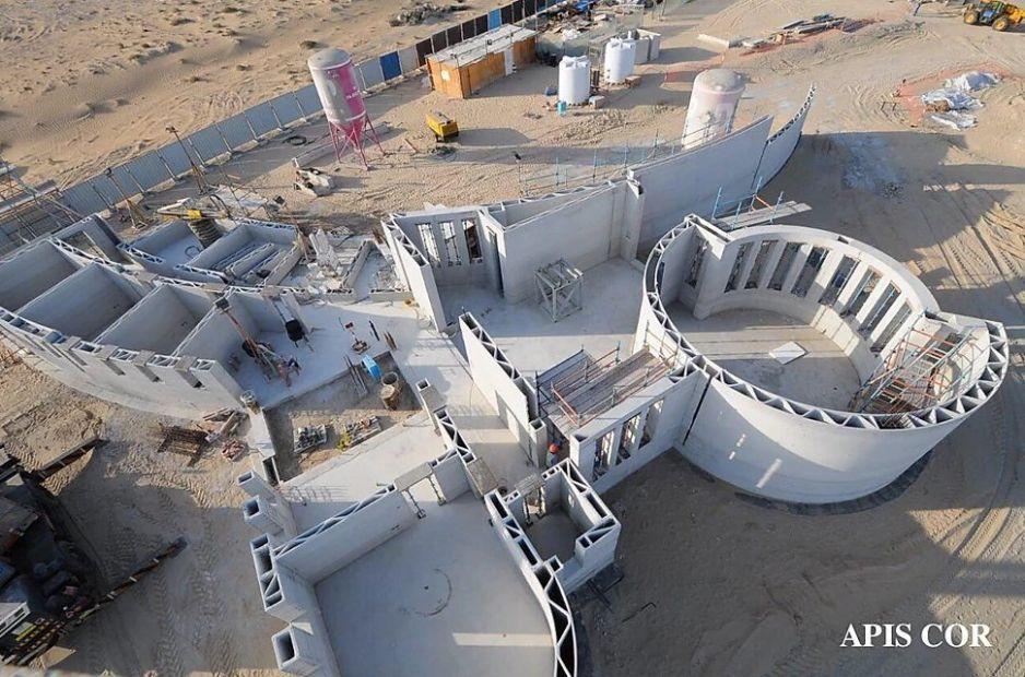 W Dubaju otwarto największy na świecie budynek z drukarki 3D