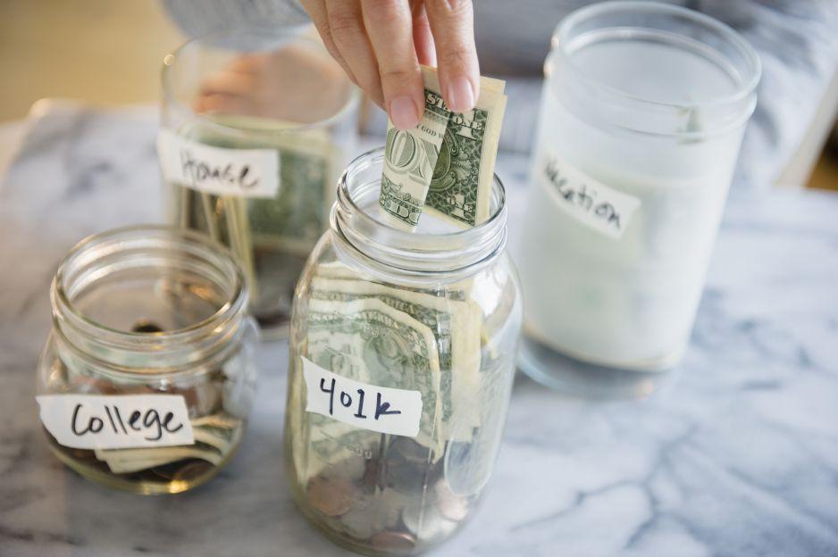 Oszczędności w USA