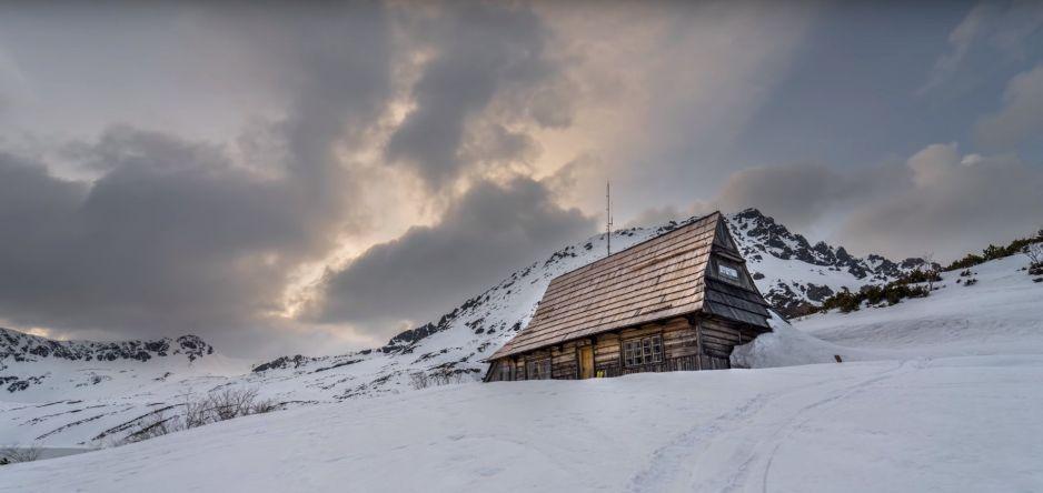 Tatry 365 dni - rok w najwyższych polskich górach zarejestrowany techniką timelapse