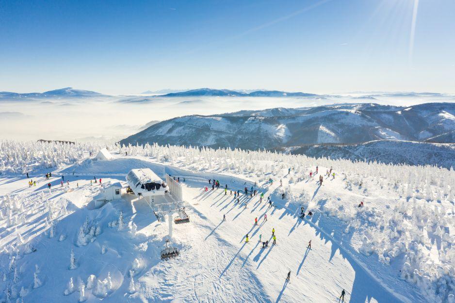 Szczyrk - stolica narciarstwa!