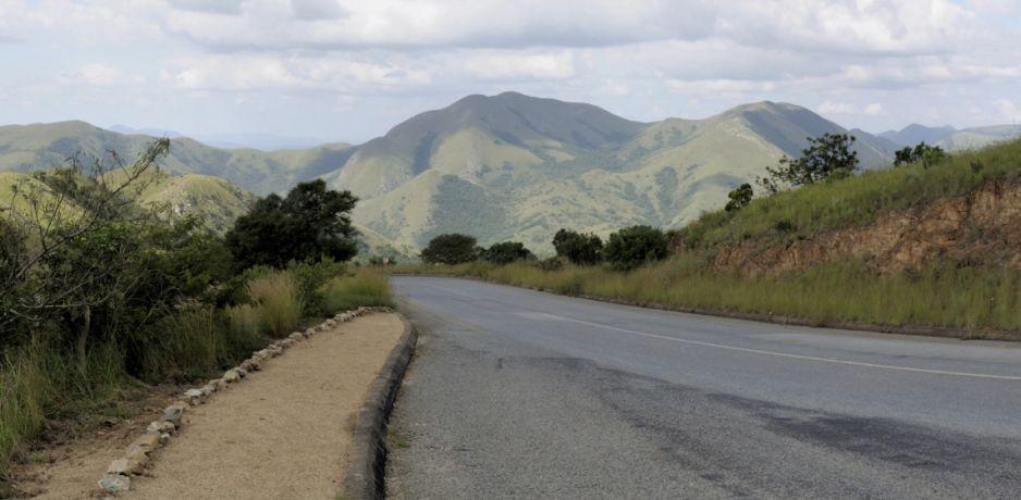 Góry Barberton Makhonjwa