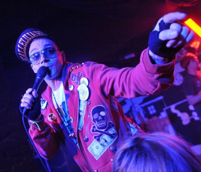 Killa Kela, słynny brytyjski beatboxer