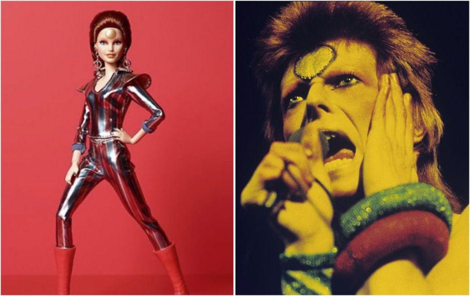 """David Bowie został Barbie. Na 50. rocznicę wydania """"Space Oddity"""""""