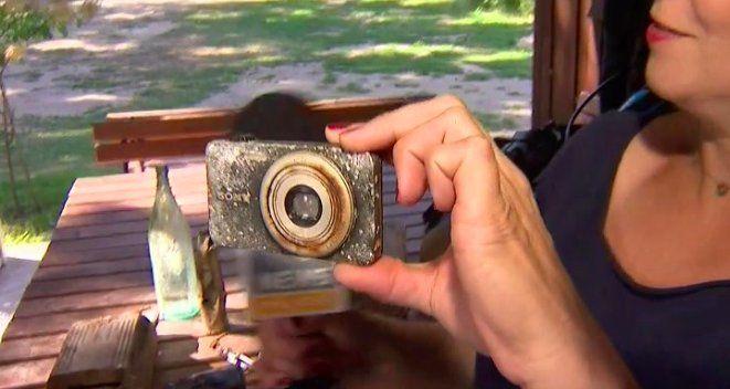 Rodzina spod Łodzi na zdjęciach ze zgubionego aparatu
