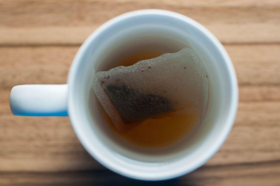 Torebki od herbaty