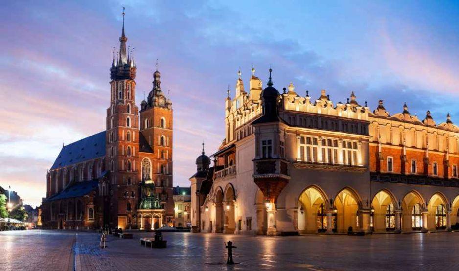 Kraków trzeci raz z rzędu najlepszym miejscem na City Break w ...