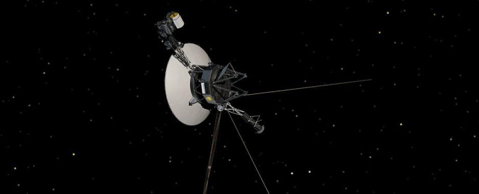 Voyager-2 w przestrzeni międzygwiezdnej. Sonda przesyła pierwsze dane