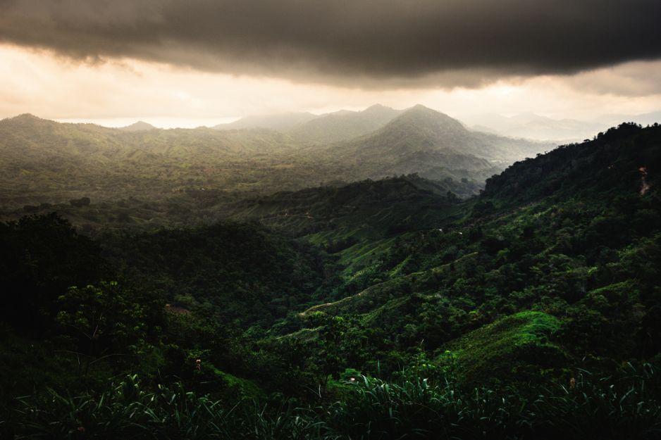 Zaginione Miasto Indian - Ciudad Perdida w Kolumbii fot. Getty Images