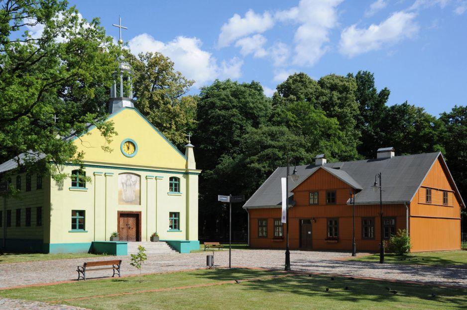 Skansen Łódzkiej Architektury Drewnianej (fot. materiały prasowe)