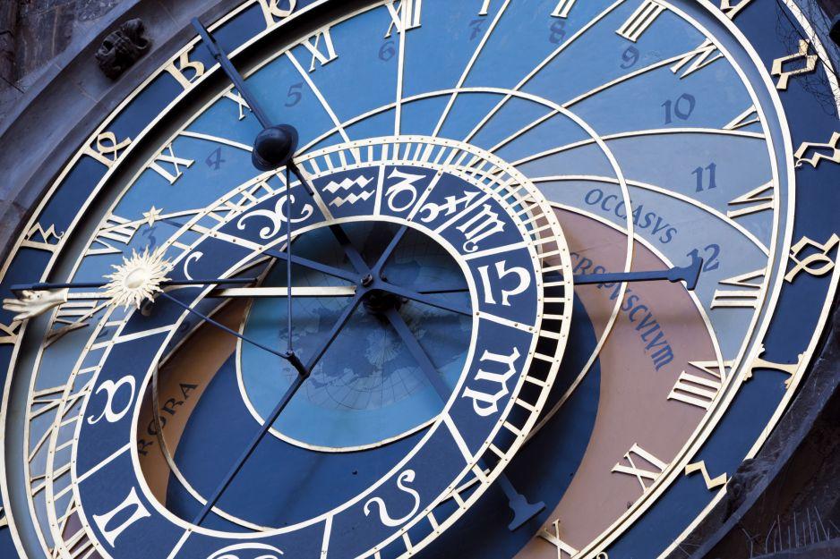 Twój znak zodiaku zapewne jest błędny. Winna precesja Ziemi  (fot. Getty Images)