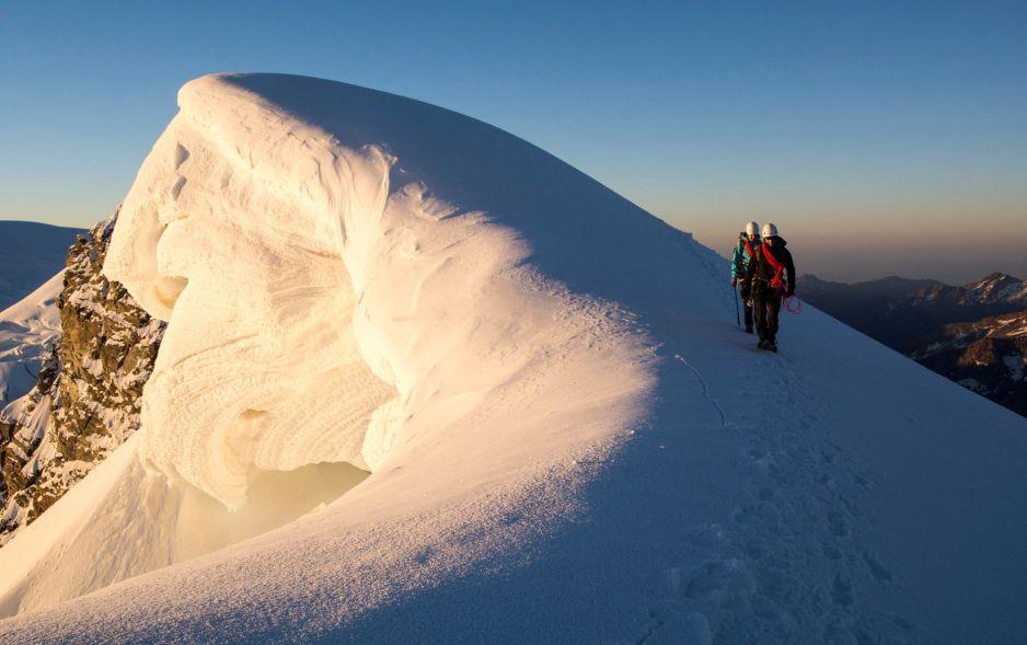Na pierwszy cel możesz wybrać Breithorn (fot. Getty Images)