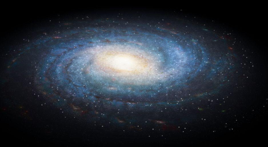 Do tej pory tlen znajdywano tylko w Drodze Mlecznej (fot. Getty Images)