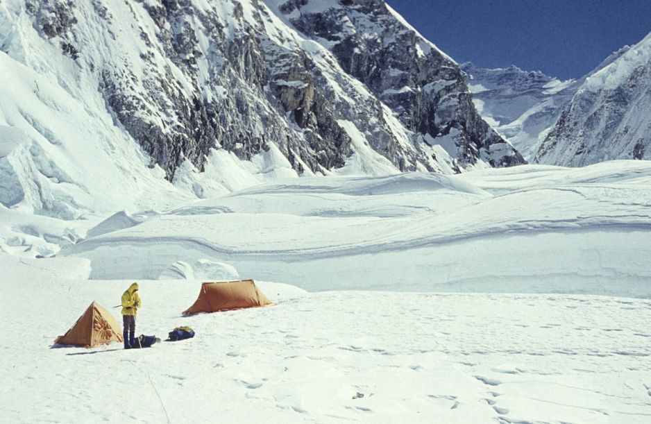 Mija 40 lat od pierwszego zimowego wejścia na Mount Everest (fot. Fundacja Himalaizmu Polskiego im. Andrzeja Zawady)