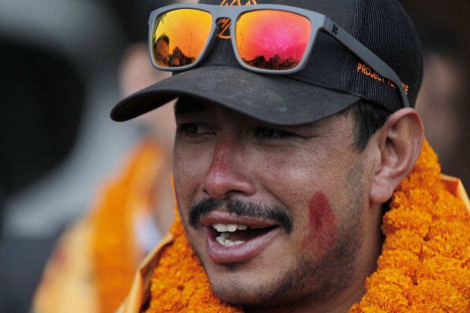 Nirmal Purja: To on zdobył 14 ośmiotysięczników w 189 dni