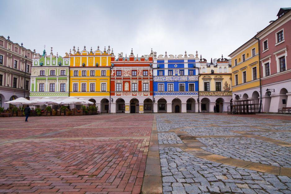 Zamość: historia miasta, najlepsze atrakcje i ciekawostki (fot. Getty Images)