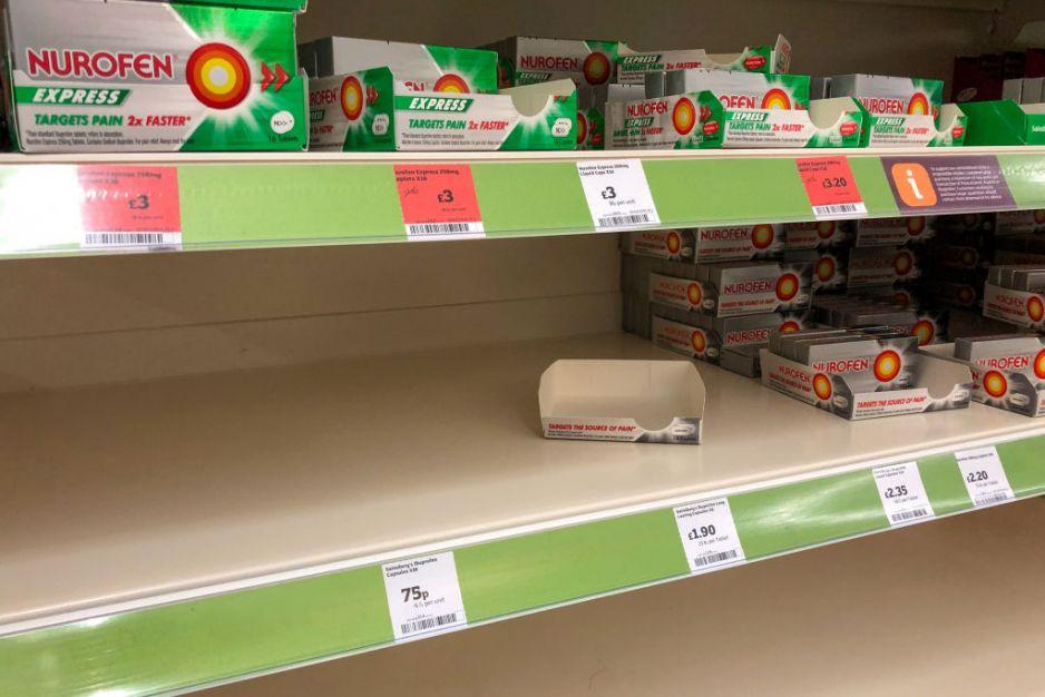 Ibuprofen a koronawirus - głos w sprawie zabrała WHO (fot. Getty Images)