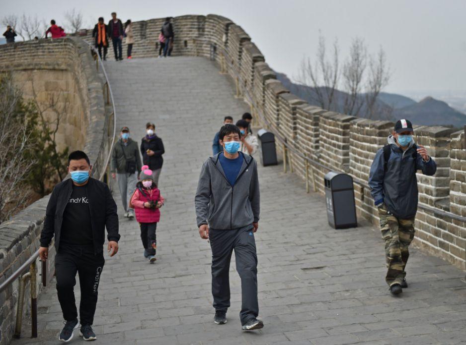 Wielki Mur fot. Chen Zhonghao/Xinhua News/East News