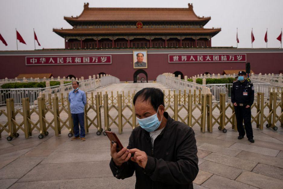 Chiny opublikowały zaktualizowane dane dotyczące koronawirusa (fot. Getty Images)