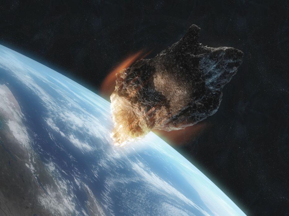 Asteroida minie ziemię 29 kwietnia (fot. Getty Images)
