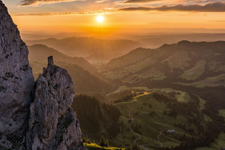 Wyprawa do Szwajcarii to gwarancja pięknych widoków i doskonałego samopoczucia (fot. Switzerland Tourism)