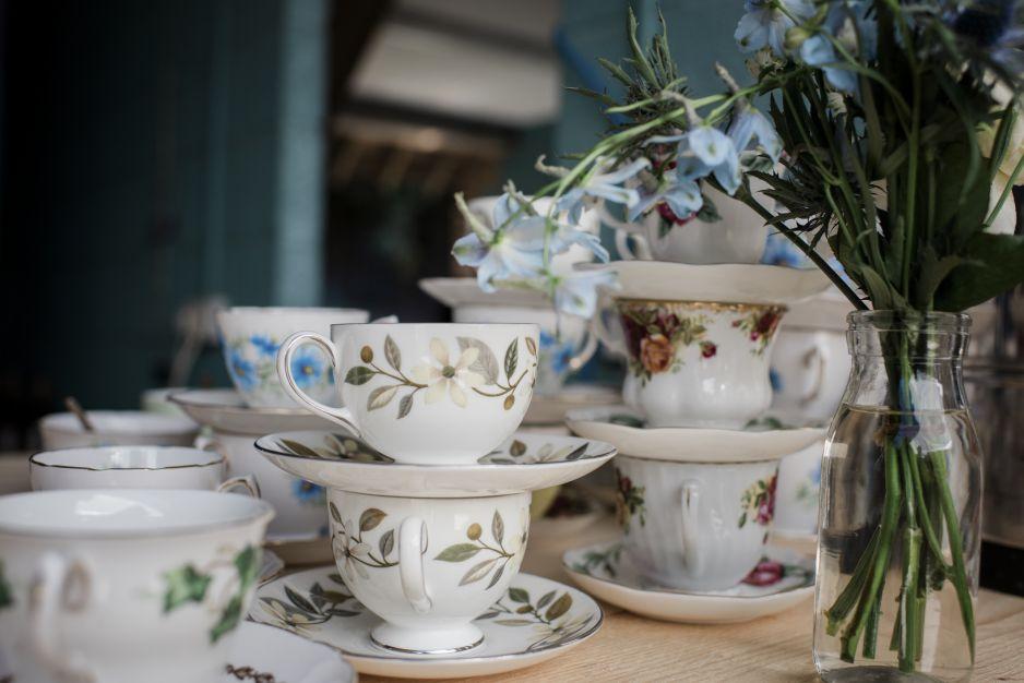 Polska porcelana jest znana na świecie ( fot. Getty Images)