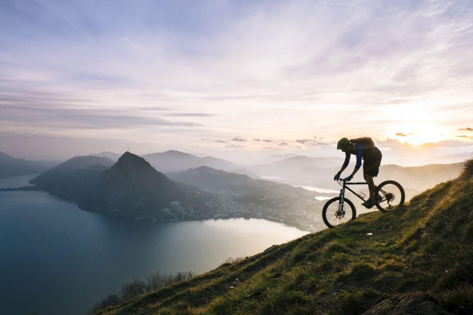 Kolarstwo górskie fot. Getty Images